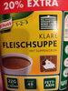Knorr Klare Fleischsuppe - Product