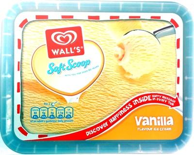 Soft Scoop Vanilla - Product