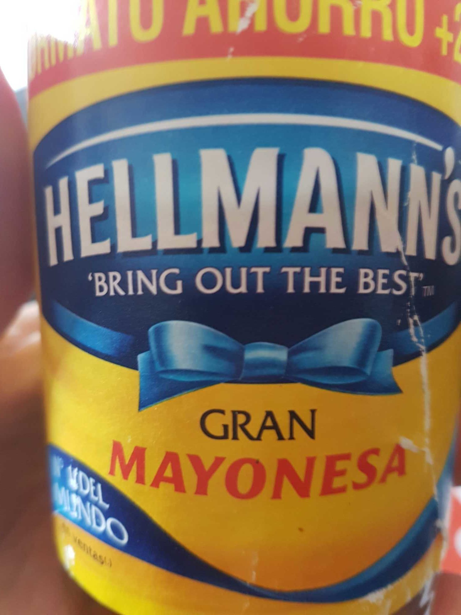 Gran mayonesa - Product - es