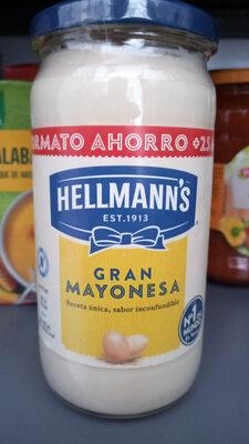 Gran mayonesa - Producto - es