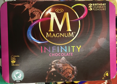 Magnum Infinity Chocolate - Product