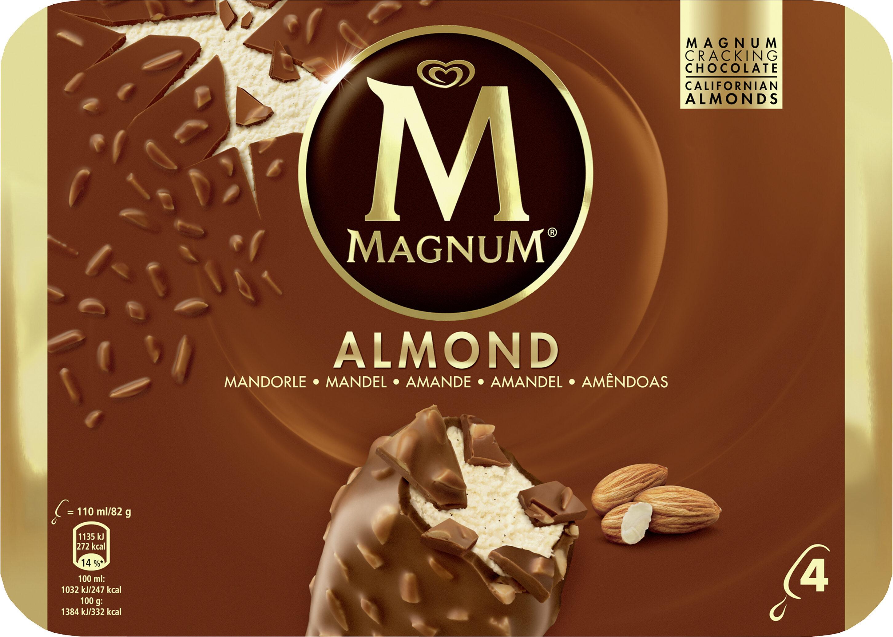 Magnum Amande - Prodotto - fr
