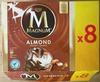 Magnum Amandes x8 - Produit