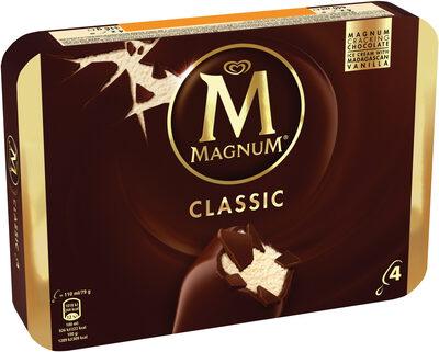 MAGNUM Glace Bâtonnet Classic 4x110ml - Prodotto - fr