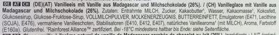 MAGNUM Glace Bâtonnet Classic 4x110ml - Zutaten - de