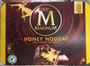 Magnum Batonnet Glace Miel Nougat x4 440ml - Produit