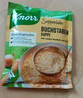 Buchstaben Suppe - Produkt - de