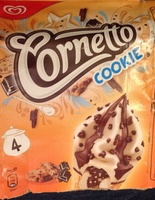 Cornetto Cookie - Produkt