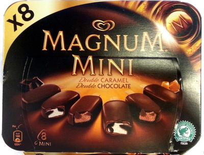 Magnum mini Double Caramel Double Chocolate - Produit