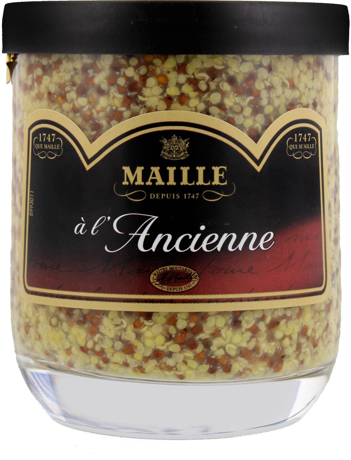 Maille Moutarde à l'Ancienne Verrine 160g - Produit