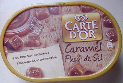 Caramel fleur de sel - Produit