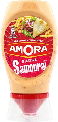 Amora Sauce Samouraï Flacon Souple 255g - Produit