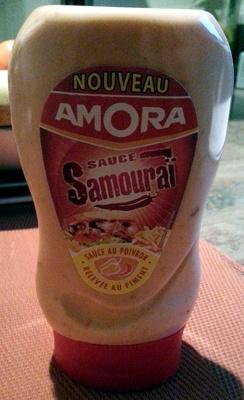 Sauce Samouraï - Produit