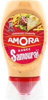Amora Sauce Samouraï Flacon Souple - Product - fr