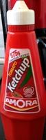 Amora Ketchup Nature Flacon Top Up 575g - Produit - fr