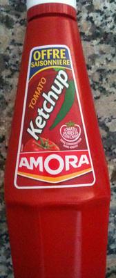 Ketchup (offre saisonnière) - Produit