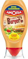 Amora Sauce Burger 448g Offre Saisonnière - Produit