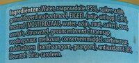 Licht & romig - Ingrediënten - nl