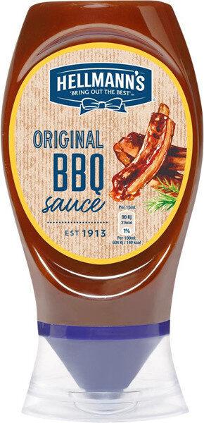 Salsa barbacoa - Produit - es