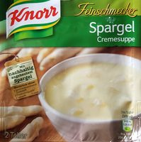 Knorr FS Spargelcreme Suppe - Product