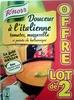 Douceur à l'Italienne tomates, mozzarella - Product