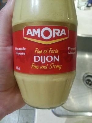 Moutarde préparée - Fine et Forte - Produit - fr