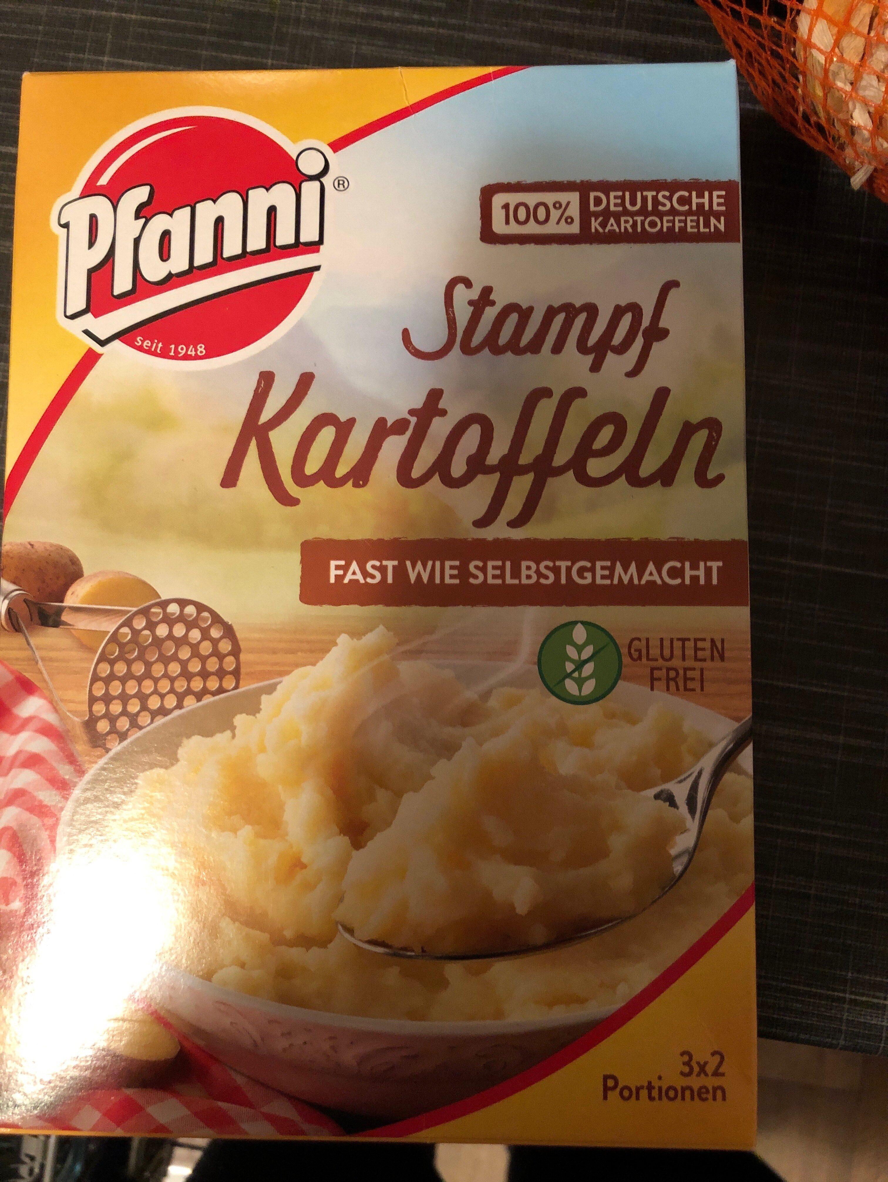 Stampf Kartoffeln - Ingredienti - de