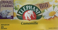 Tisane camomille - Product - fr