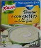 Douceur de courgettes au chèvre frais - Product