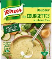 Knorr Soupe Douceur de Courgettes Chèvre Frais 30cl - Product - fr
