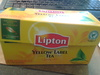 Yellow Label Tea - Produit