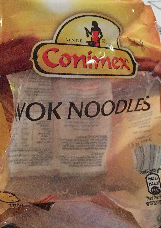 Wok noodles (pate Pour Wok) - Prodotto - fr