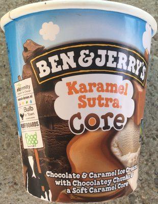 Jerry's  Karamel Sutra Ice Cream - Product - en