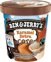 Jerry's  Karamel Sutra Ice Cream - Product - fr
