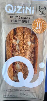 Sandwich poulet épicé - Product - fr