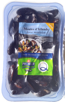 Moules d'Irlande - Product