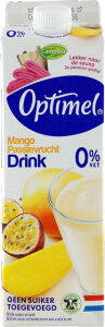 Mango Passionsfrucht Drink, Optimel - Product - fr