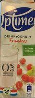 Optimel framboise 0% - Produit - fr