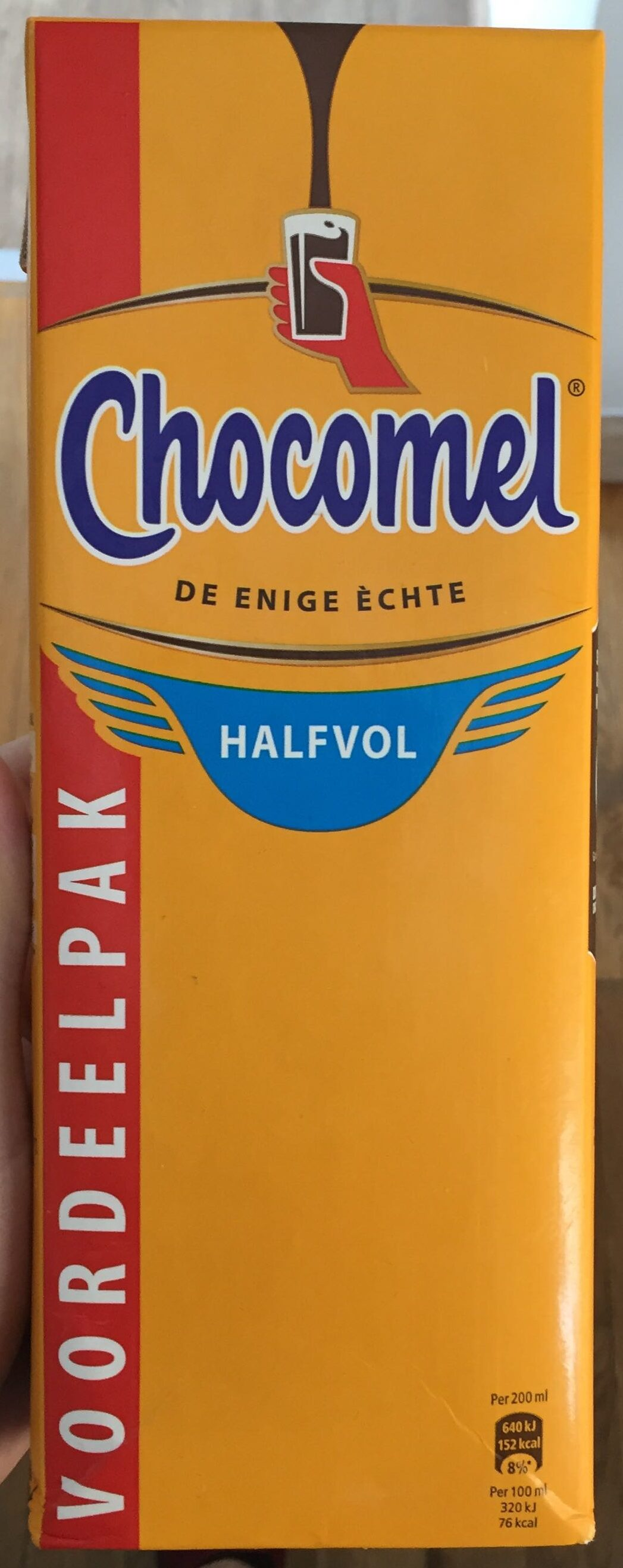Chocomel halvol - Product - nl