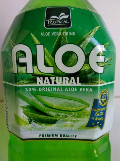 Aloe natural - Product