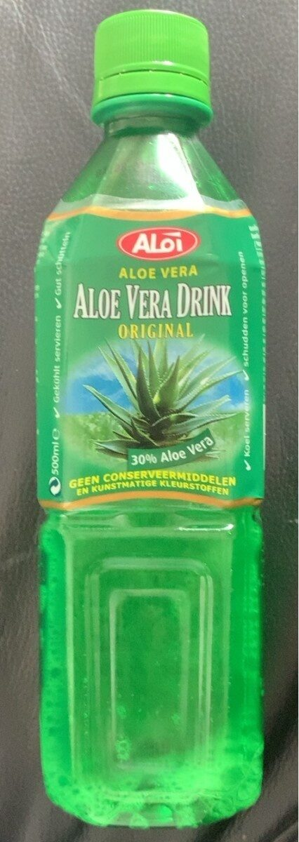 Aloe Vera Drink - Produit - fr