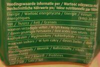 Aloe Vera Drink - Informations nutritionnelles - fr