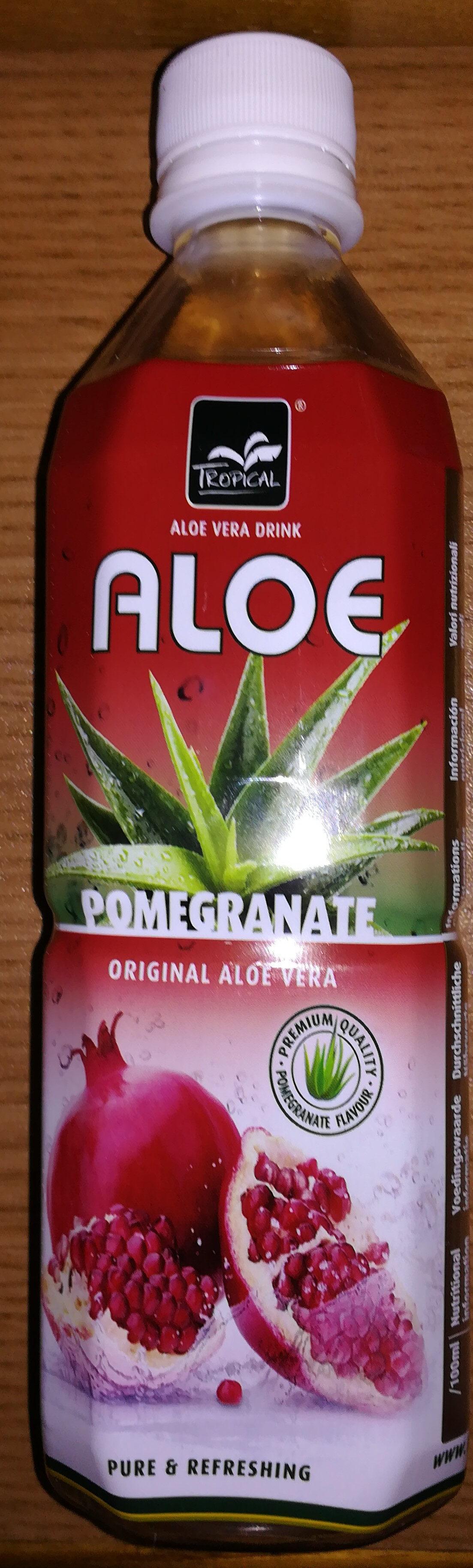Aloe Vera Pomegranat 500Ml - Product - it
