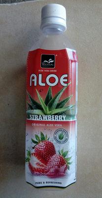 Aloe Strawberry - Product - fr