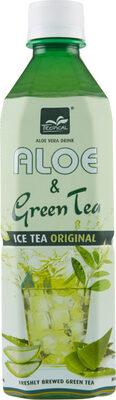 ALOE & GREEN TEA - Product - fr