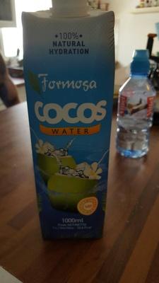 Cocos water - Produit