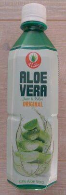 Aloe Vera Juice & Pulps Original - Product - de