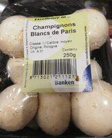 Champignon de Paris - Product - fr