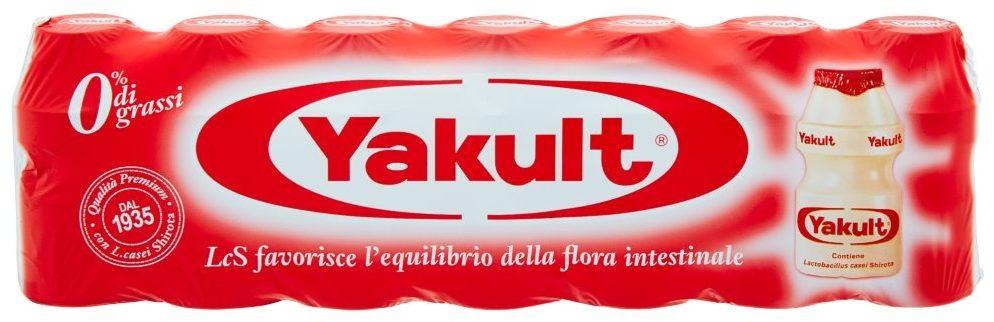Yakult 7 x 65 ml - Prodotto - fr
