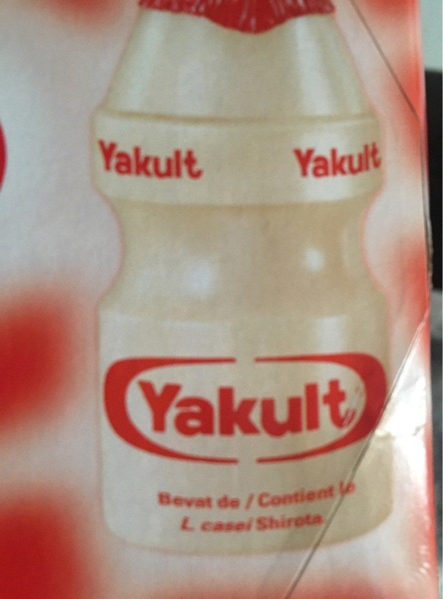 Yakult - Product